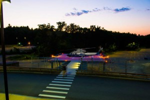 Lowell General Hospital Helipad